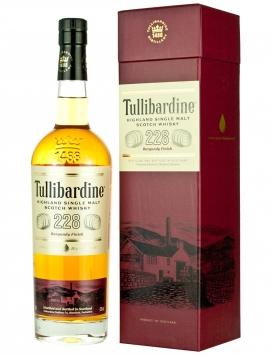 Tullibardine 228 Burgundy