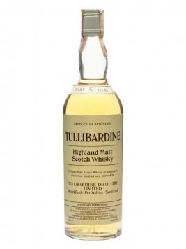Tullibardine 5 Year Old / Bot.1980s Highland Single Malt Scotch Whisky