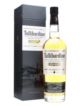 Tullibardine Sovereign / Bourbon Cask Highland Whisky