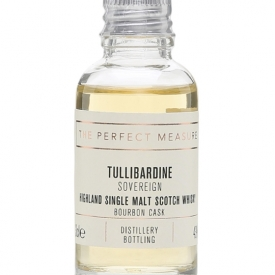 Tullibardine Sovereign Sample / Bourbon Cask Highland Whisky
