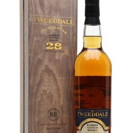 Tweeddale 28 Year Old Evolution Blend Blended Scotch Whisky