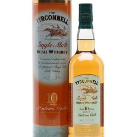 Tyrconnell 10 Year Old / Madeira Finish Irish Single Malt Whiskey