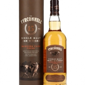 Tyrconnell 15 Year Old / Madeira Finish Irish Single Malt Whiskey