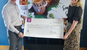 Walsh Whiskey Supports Jack and Jill Foundation