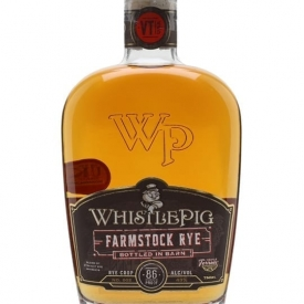 WhistlePig Farmstock Crop 002 Straight Rye Whiskey