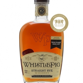 Whistlepig 10 Year Old / Cask 4177 / TWE Exclusive