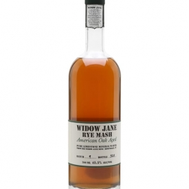 Widow Jane Rye Mash Rye Whiskey