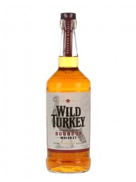 Wild Turkey 81 Proof Bourbon Kentucky Straight Bourbon