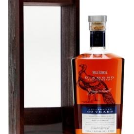 Wild Turkey Diamond Anniversary Kentucky Straight Bourbon Whiskey