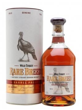 Wild Turkey Rare Breed Barrel Proof Kentucky Straight Bourbon Whiskey