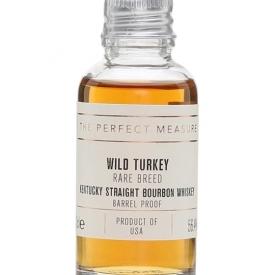 Wild Turkey Rare Breed Sample / Barrel Proof