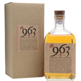 Yamazakura 963 / 8 Year Old Japanese Blended Whisky