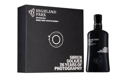 Highland Park launches 26 Year Old Søren Whisky