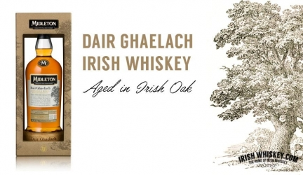 Dair Ghaelach Irish Whiskey Aged in Irish Oak