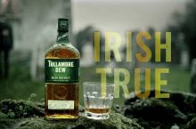Tullamore D.E.W. Beauty of Blend and the Rule of 3.